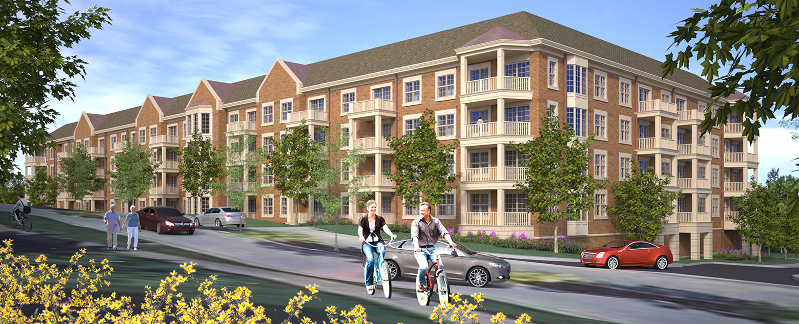 Luxury Meets Easy Living in Meridian at Eagleview | Hankin Apartments